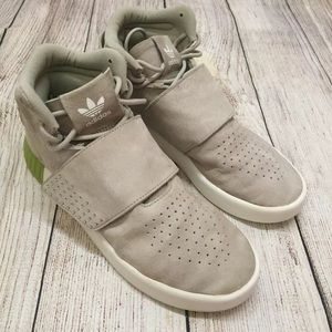 adidas Tubular Invader Strap Sneakers Size 6